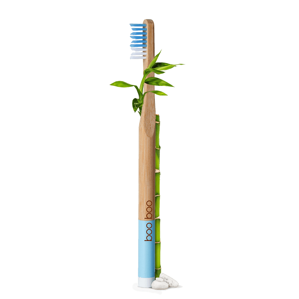 BooBoo Bamboo Toothbrush The Naturalist You