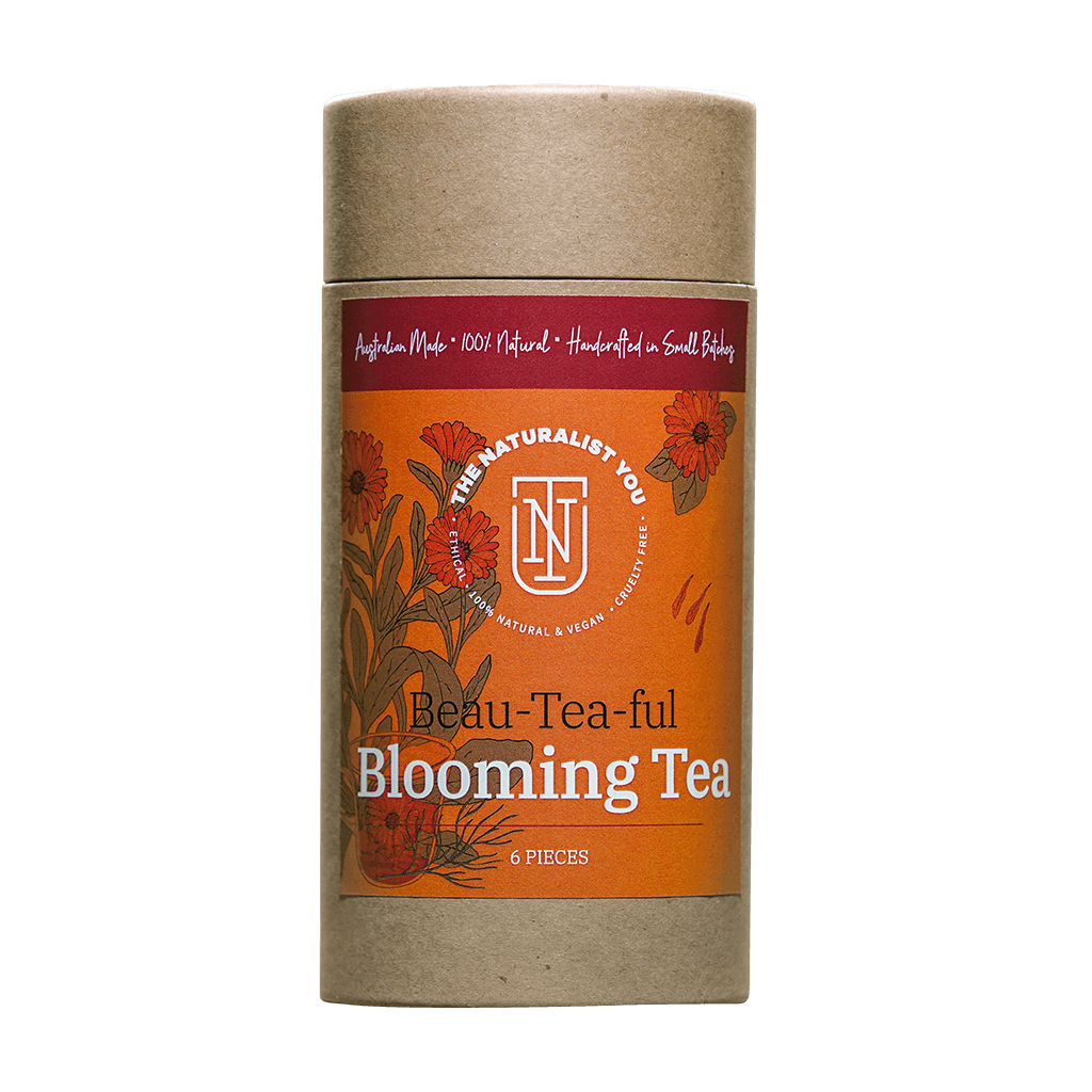 Blooming Tea The Naturalist You