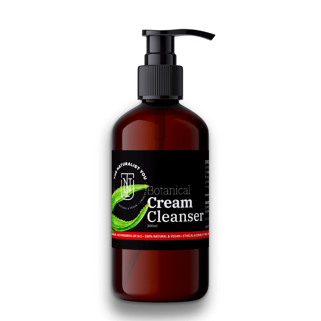 Botanical Cream Cleanser The Naturalist You