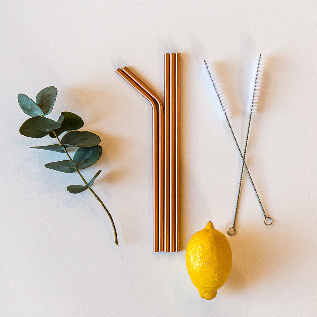Copper Drinking Straws The Naturalist You