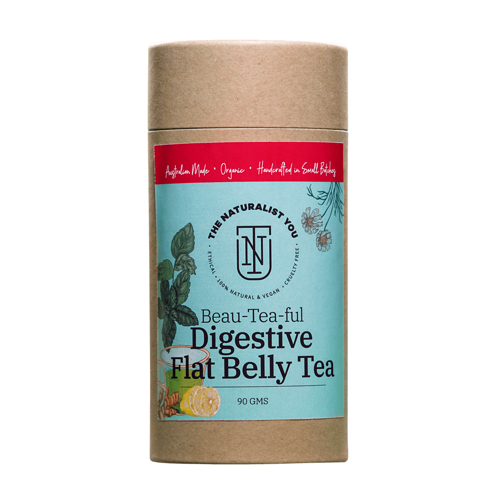 Digestive Flat Belly Tea The Naturalist You