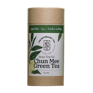Green Tea (Chun-Mee) The Naturalist You