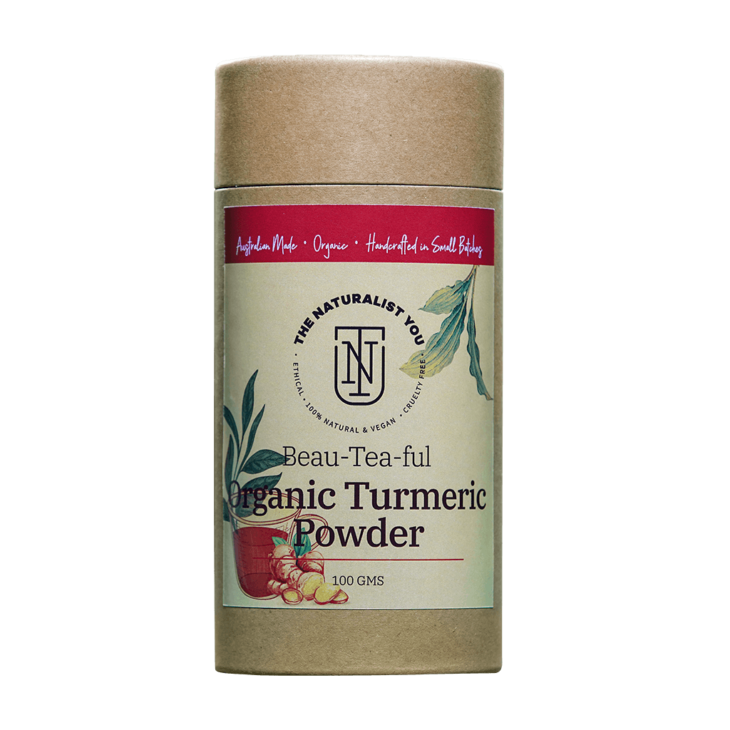 Organic Turmeric Powder Tea The Naturalist You