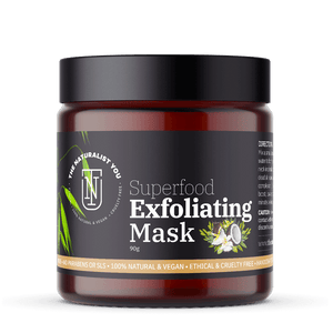 Superfood Exfoliating Mask The Naturalist You