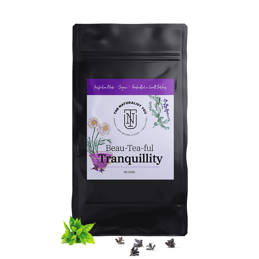 Tranquility (Lavender and Chamomile) Tea The Naturalist You