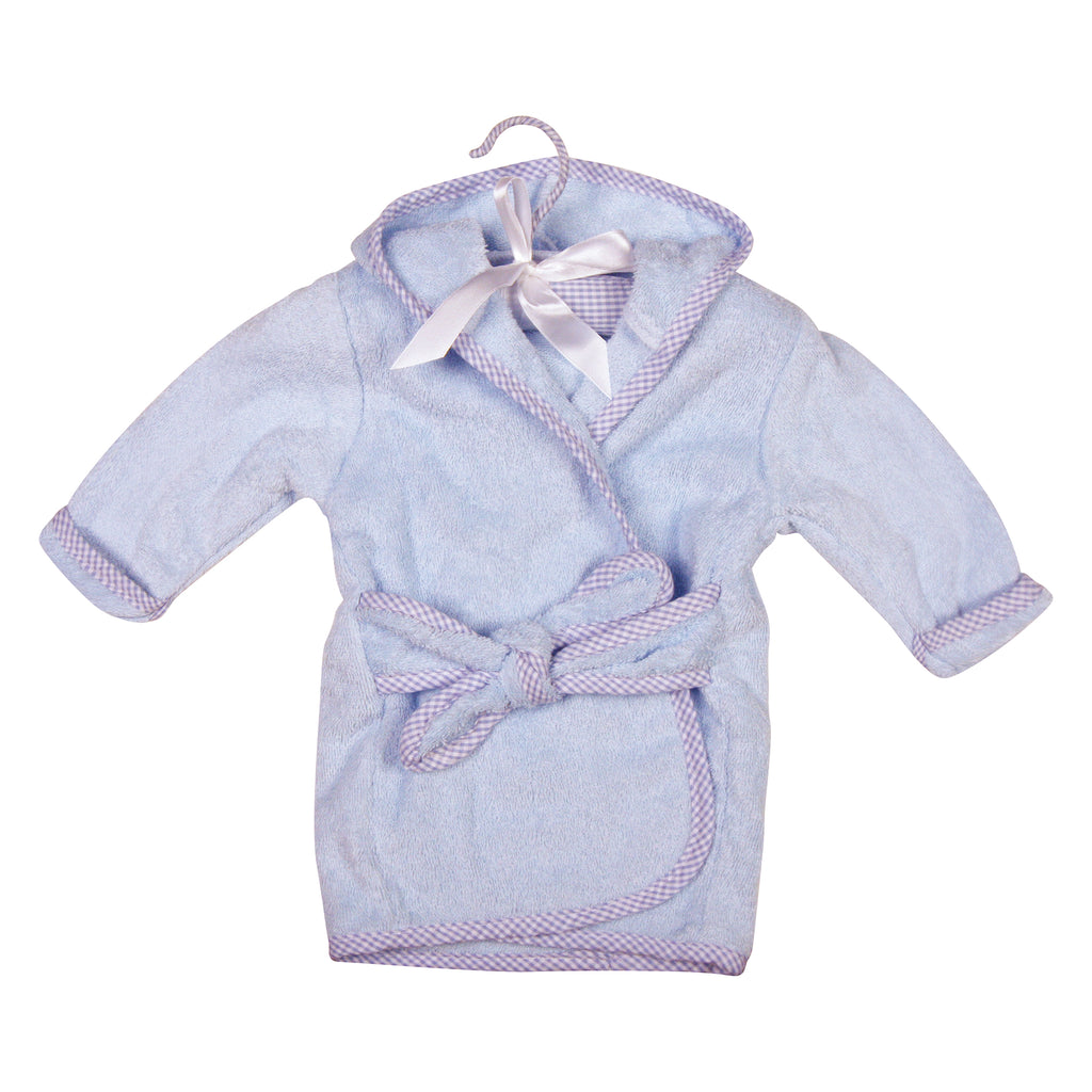 Cotton Terry Infant Robe-Blue100050$17.99Trend Lab