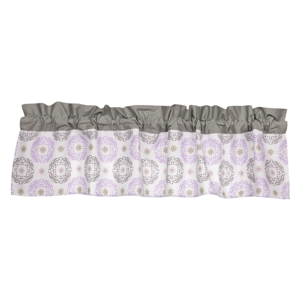 Florence Window Valance100206$17.99Trend Lab