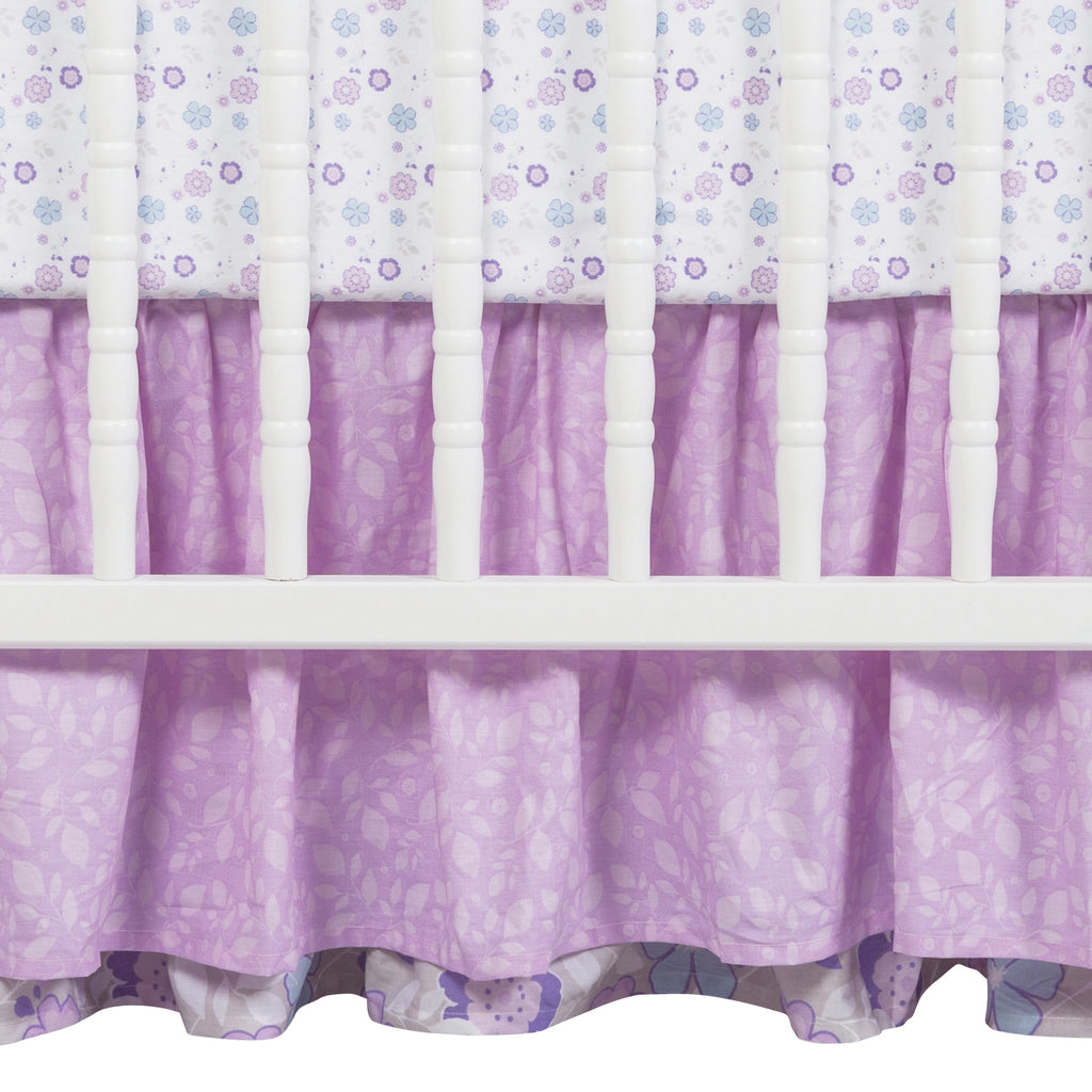 Grace 5 Piece Crib Bedding Set Trend Lab, LLC