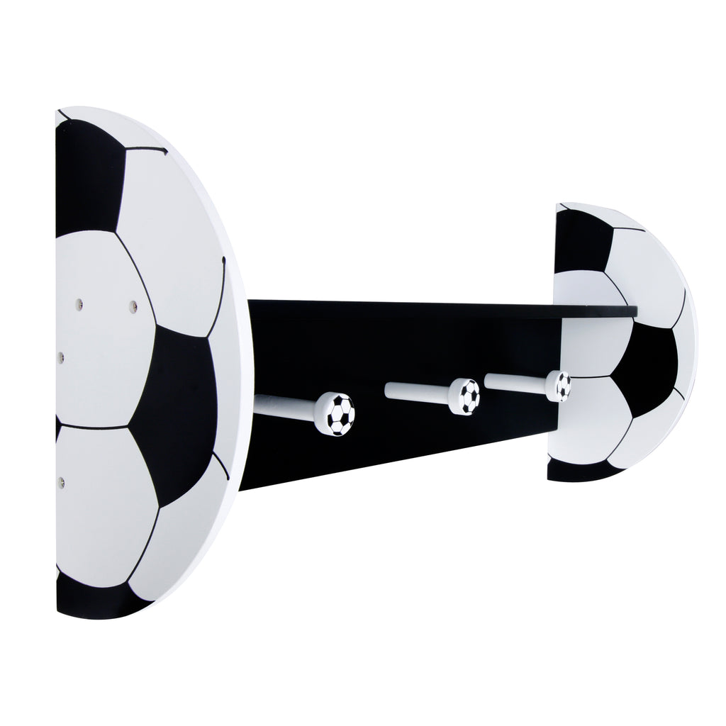 Soccer Shelf With Pegs Trend Lab, LLC