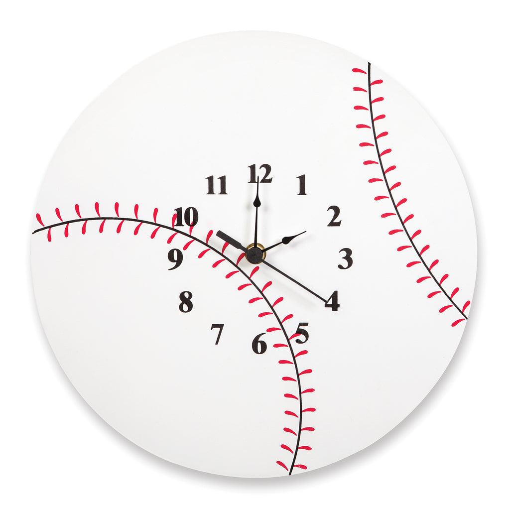 Sports-Baseball Wall Clock Trend Lab, LLC