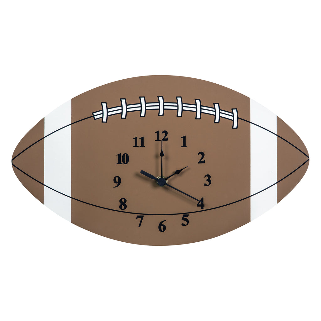 Sports-Football Wall Clock Trend Lab, LLC