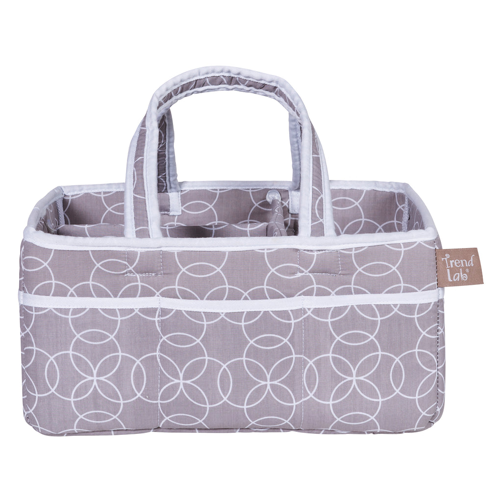 Circles Gray Storage Caddy100589$24.99Trend Lab