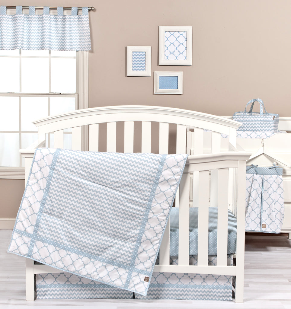 Blue Sky 3 Piece Crib Bedding Set100788$79.99Trend Lab