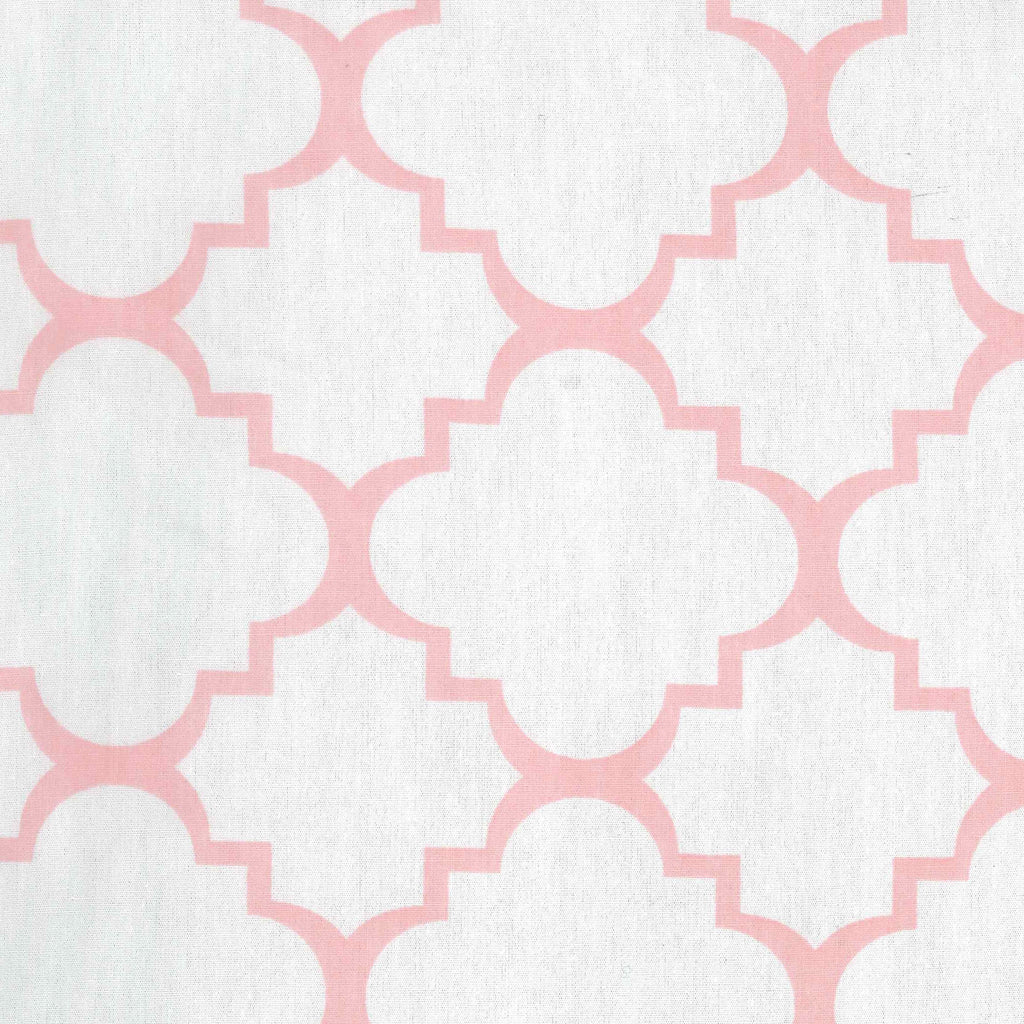 Pink Sky Quatrefoil Changing Pad Cover Trend Lab, LLC
