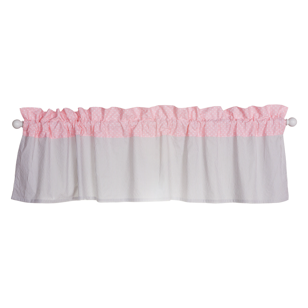 Cotton Candy Window Valance Trend Lab, LLC
