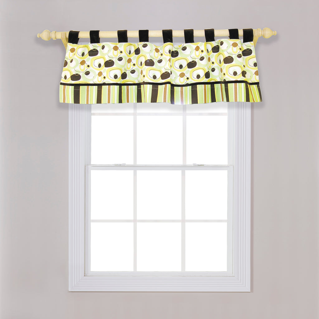 Gigi Window Valance Trend Lab, LLC