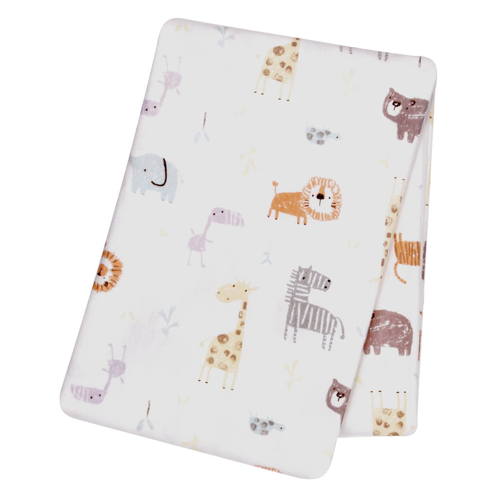 Crayon Jungle Flannel Swaddle Blanket101517$12.99Trend Lab