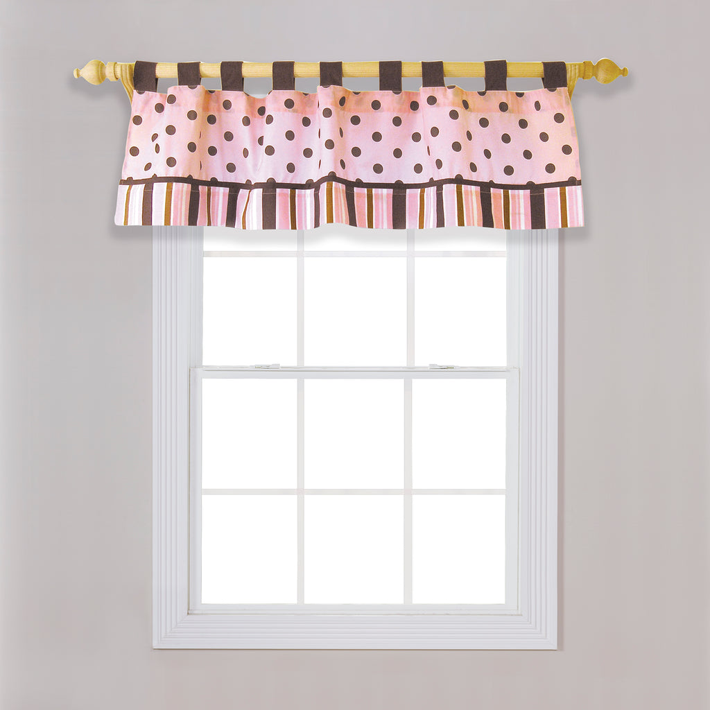 Maya Window Valance