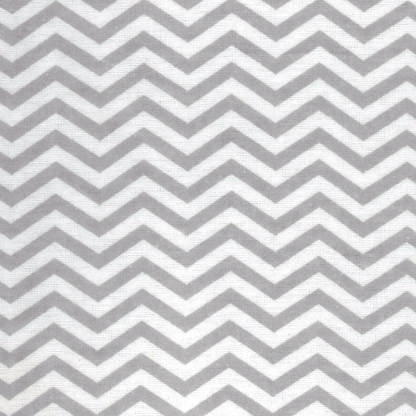 Gray Chevron Flannel Changing Pad Cover Trend Lab Llc