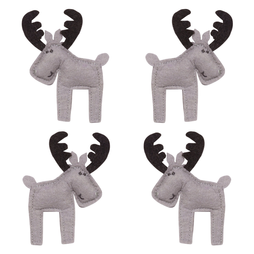 Moose Musical Crib Mobile
