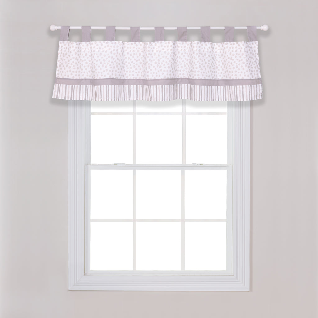 Sydney Window Valance Trend Lab, LLC
