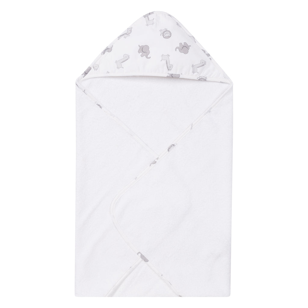 Safari Chevron Hooded Towel101665$14.99Trend Lab