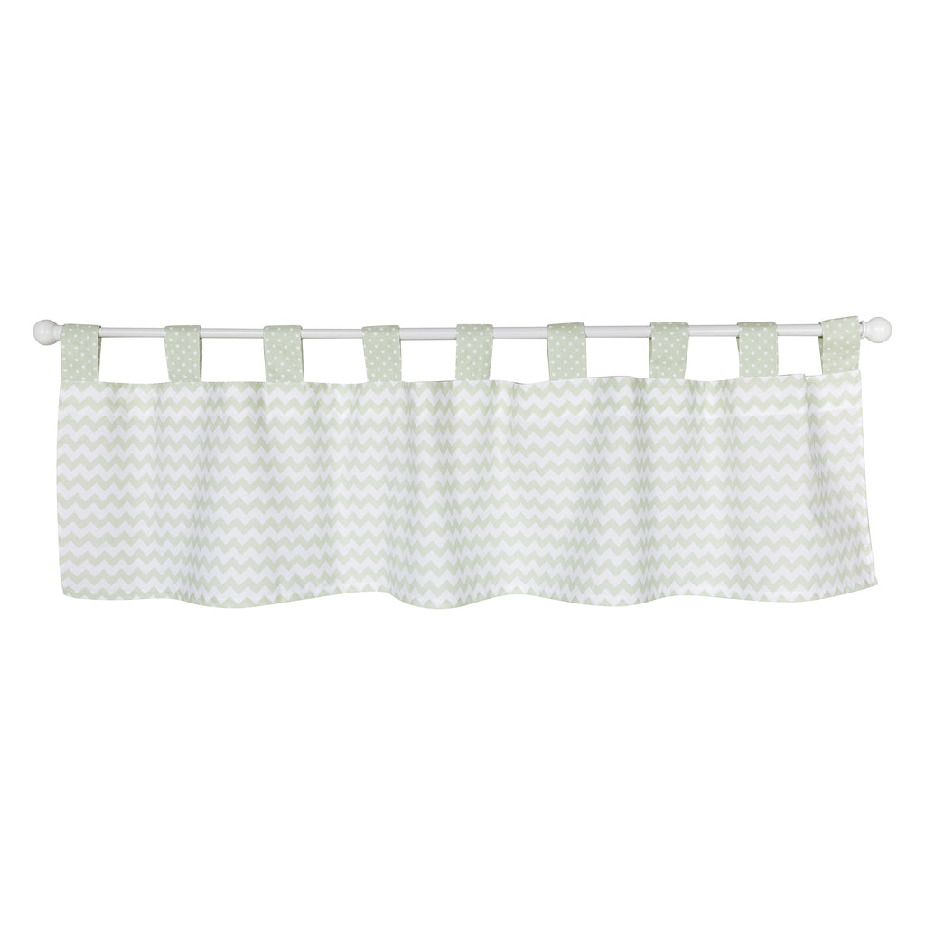 Sea Foam Window Valance101692$9.99Trend Lab