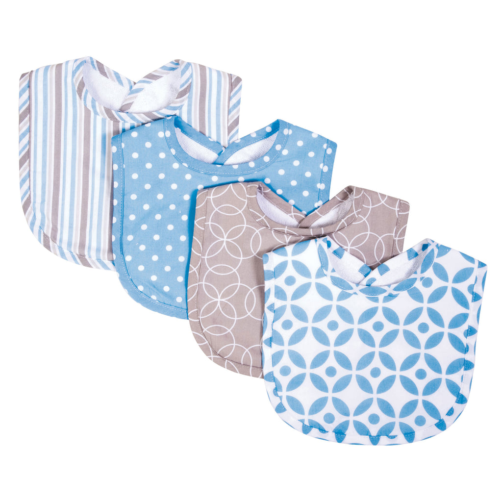 Logan 4 Pack Bib Set Trend Lab, LLC