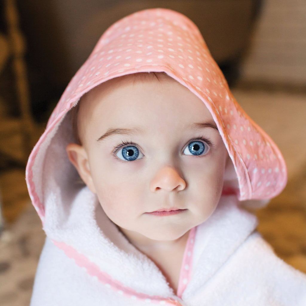 Pink Sky Dot Hooded Towel101828$14.99Trend Lab