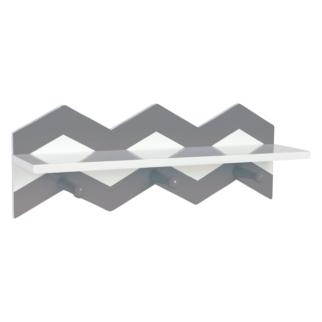 Gray Chevron Wall Shelf101985$19.99Trend Lab