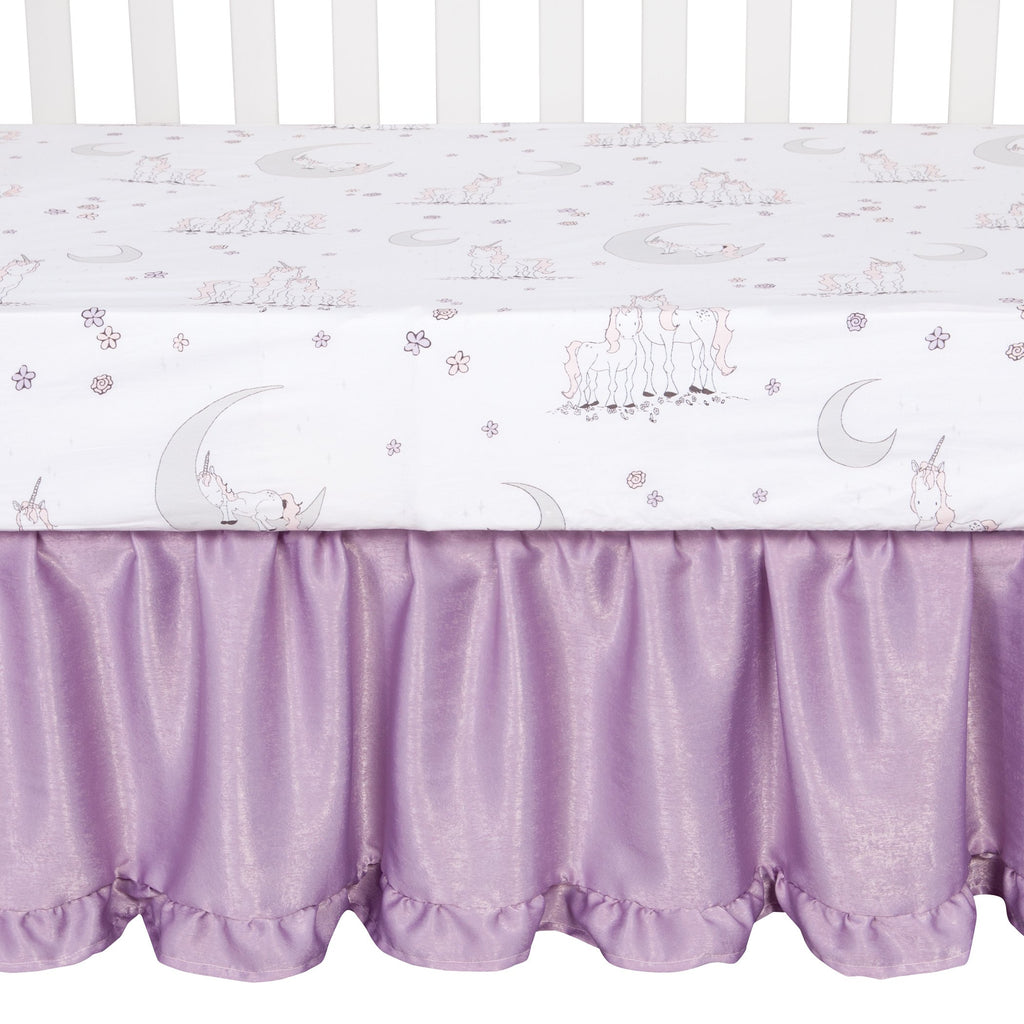 Unicorn Dreams 3 Piece Crib Bedding Set102427$99.99Trend Lab