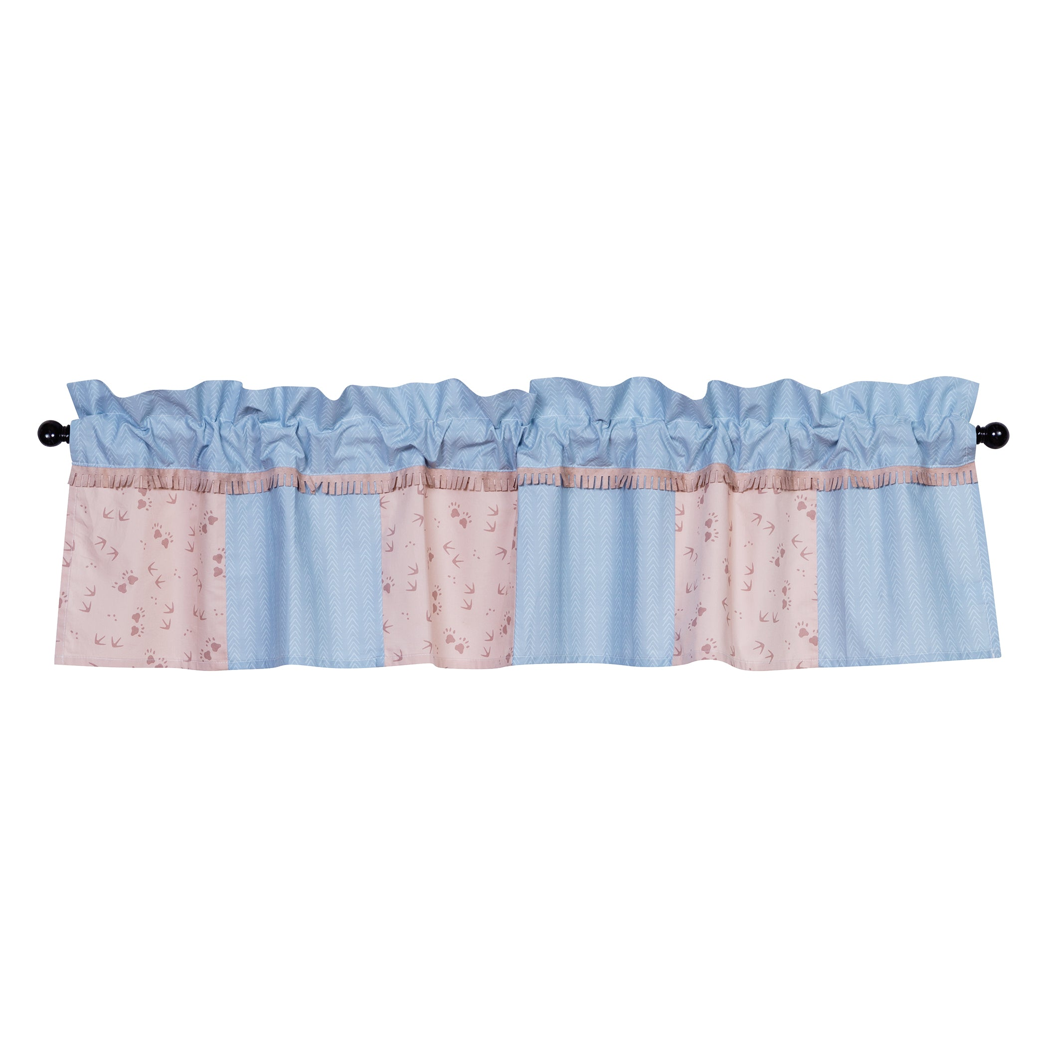Wild Woods Bunch Window Valance Bedding And Accessories