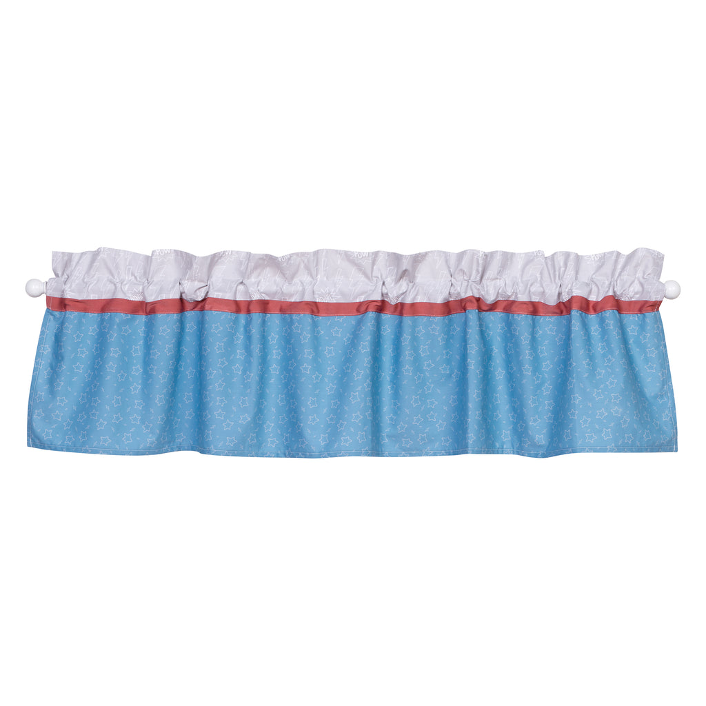 Superheroes Window Valance102438$9.99Trend Lab