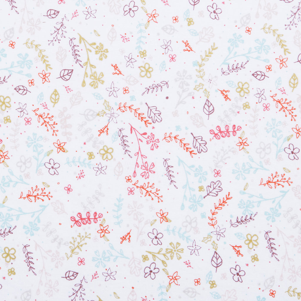 Wild Forever Floral Changing Pad Cover Trend Lab, LLC
