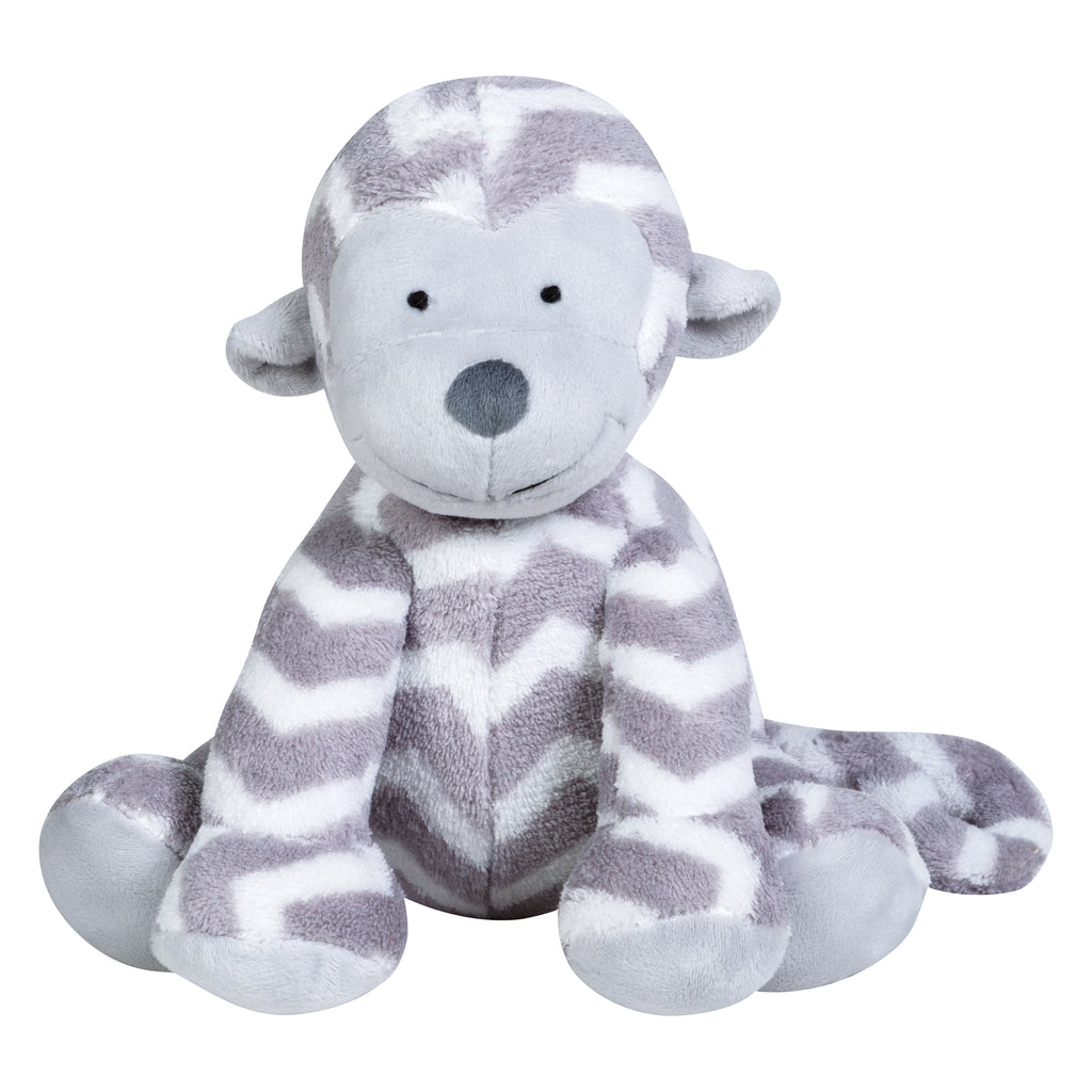 Monkey Plush Toy Trend Lab, LLC