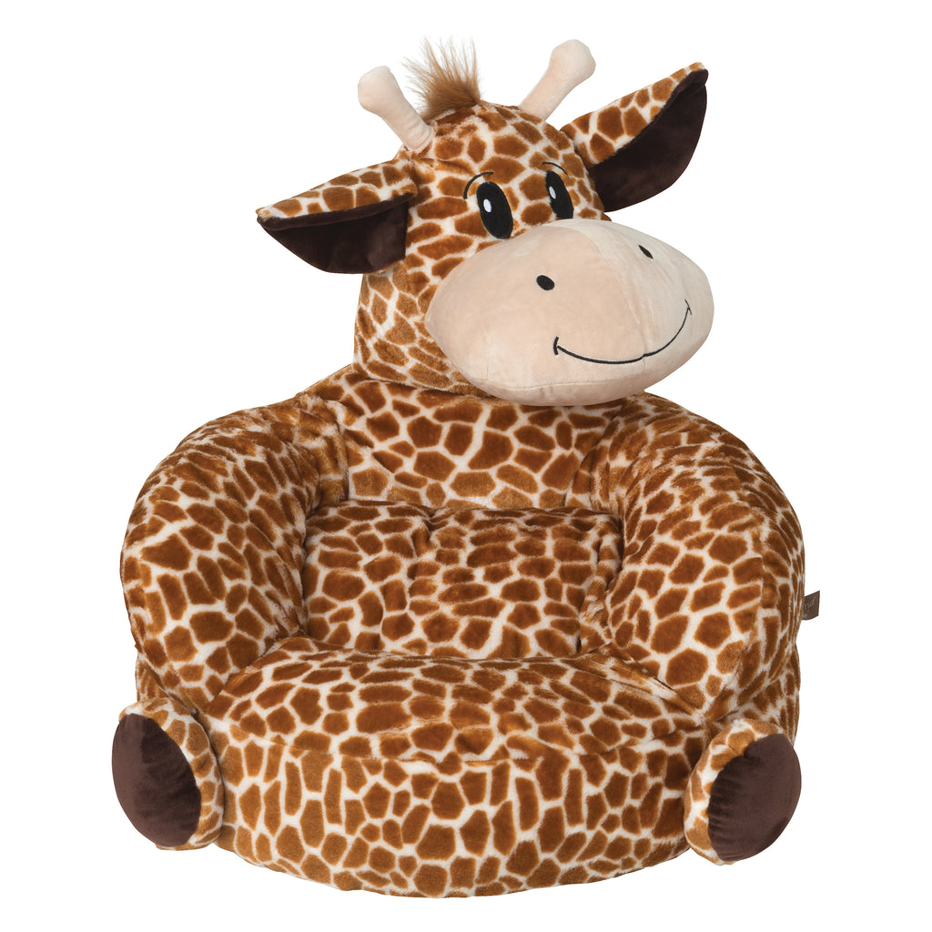 Children's Plush Giraffe Character Chair102667$69.99Trend Lab