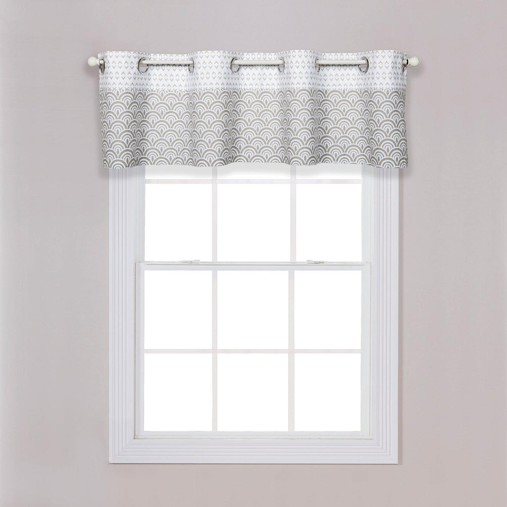 Art Deco Window Valance