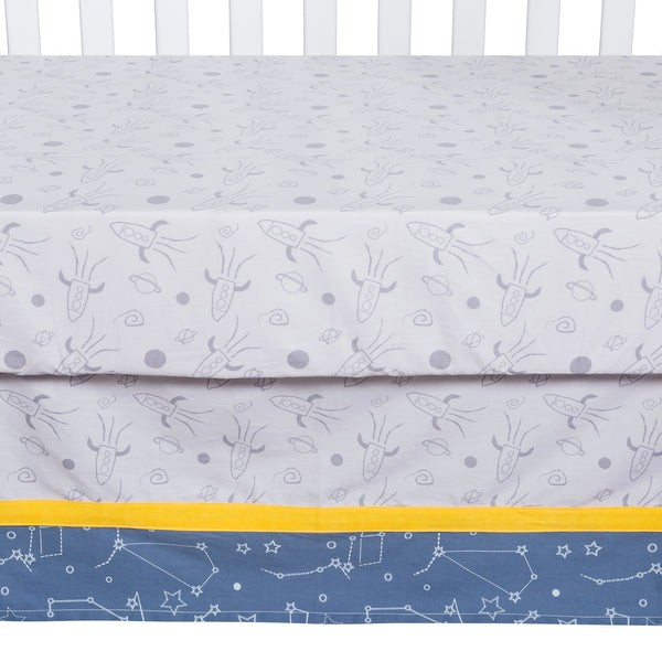 Galaxy 3 Piece Crib Bedding Set Trend Lab Llc