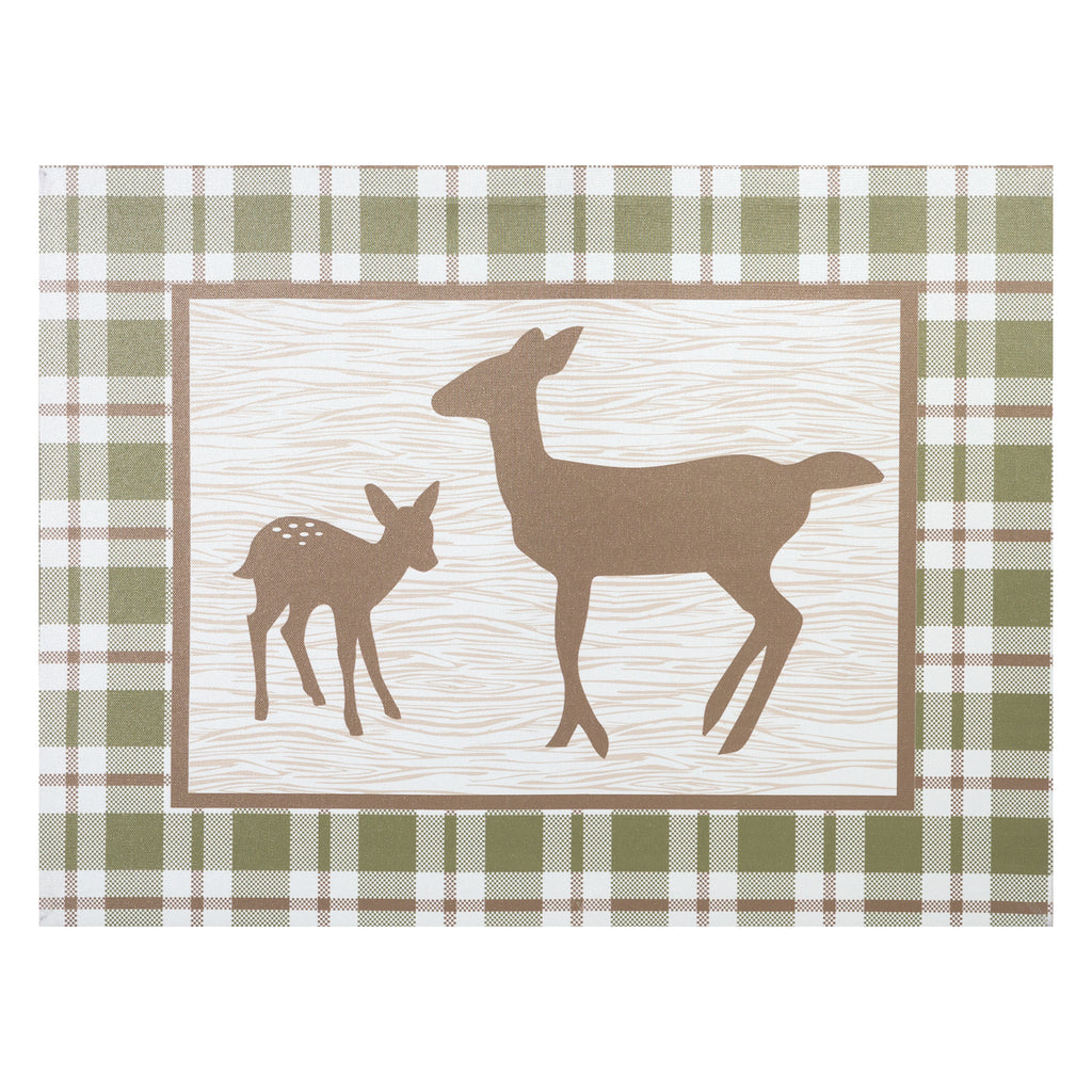 Deer Lodge Canvas Wall Art Trend Lab, LLC