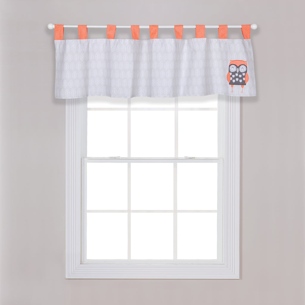 Olive Owl Window Valance102753$9.99Trend Lab
