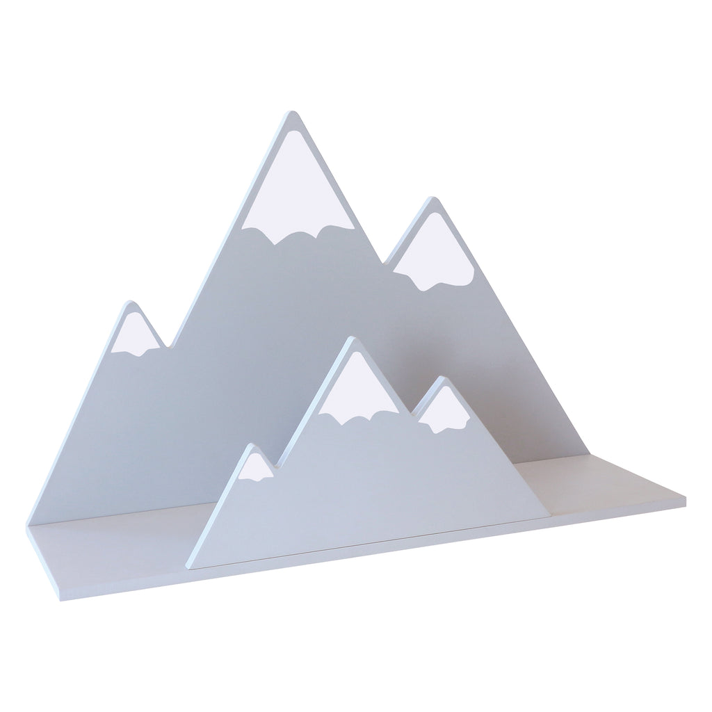 Gray Mountain Wall Shelf Trend Lab, LLC