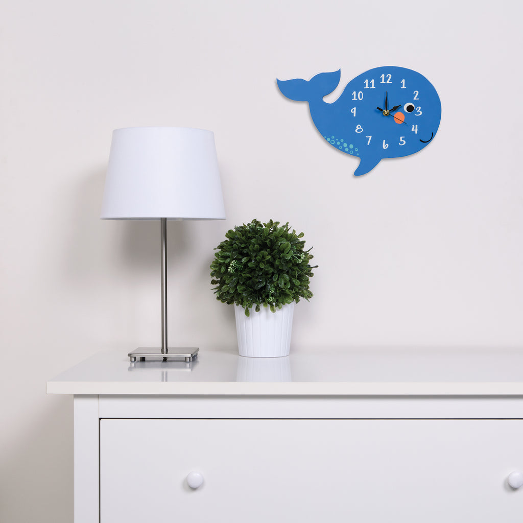 Whale Wall Clock Trend Lab, LLC