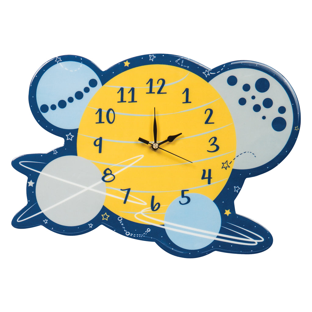 Galaxy Wall Clock102807$26.99Trend Lab