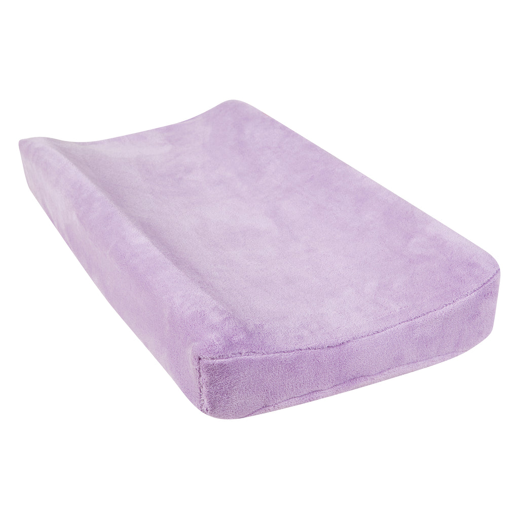 Lavendula Plush Changing Pad Cover Trend Lab, LLC