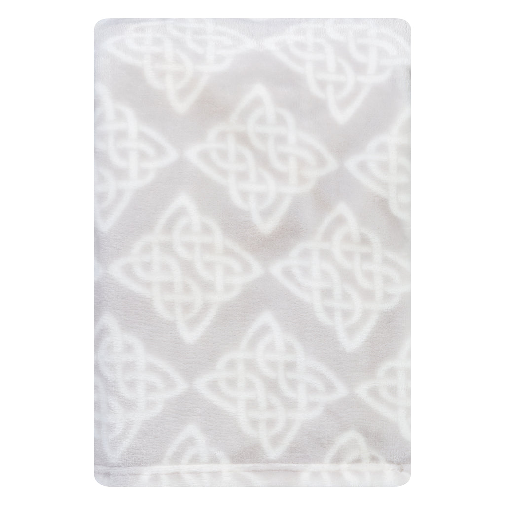 Celtic Knot Plush Baby Blanket102878$17.99Trend Lab