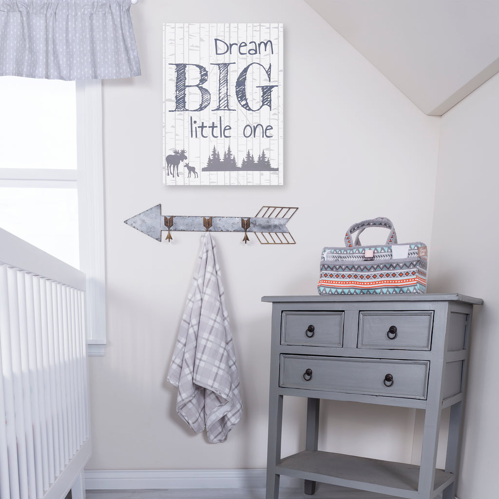 Dream Big Little One Canvas Wall Art102980$19.99Trend Lab