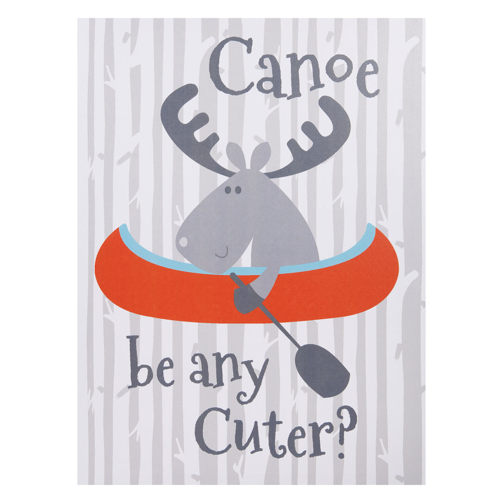 Canoe Be Any Cuter Canvas Wall Art102982$19.99Trend Lab