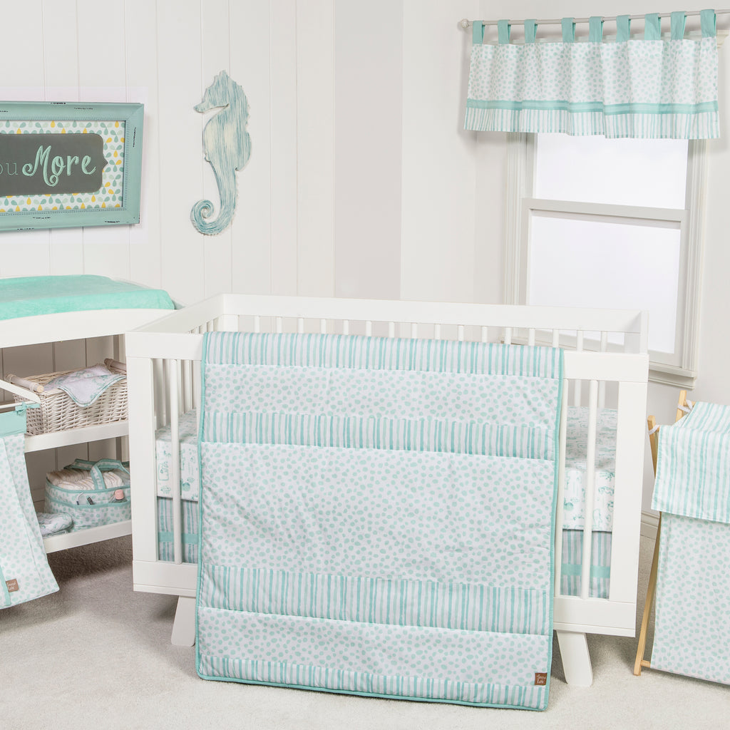 Taylor 3 Piece Crib Bedding Set