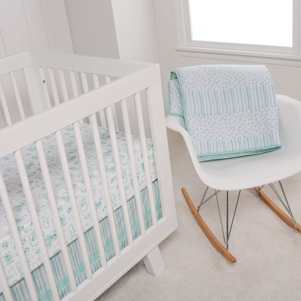 Taylor 3 Piece Crib Bedding Set103035$79.99Trend Lab