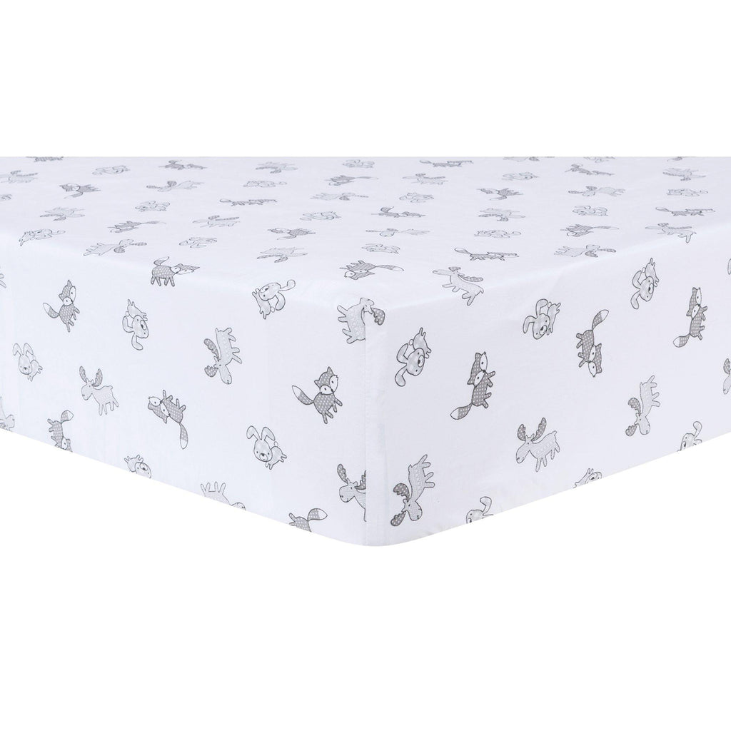 Aztec Forest Fitted Crib Sheet103089$17.99Trend Lab